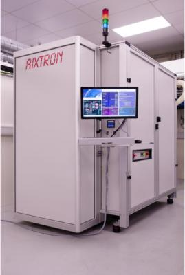 AIXTRON exhibits graphene production systems image