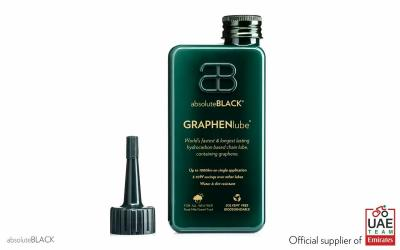 AbsoluteBlack's new graphene chain lube image