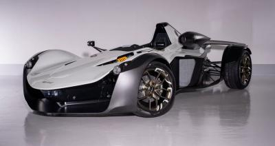 The BAC Mono R enhanced with Haydale's graphene image