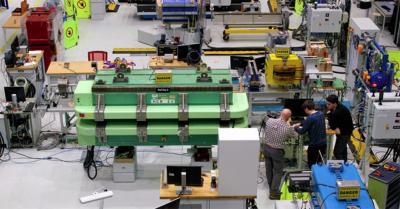 CERN trials Paragraf's graphene Hall sensor for magnetic measurements image