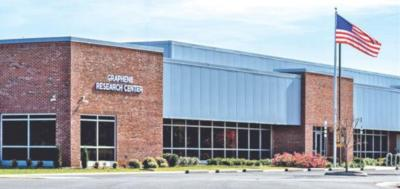 CRDC graphene R&D center in Wise, US