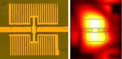 Cambridge team develops sensitive IR bolometer