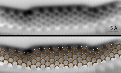 Chemical route to graphene electronics image