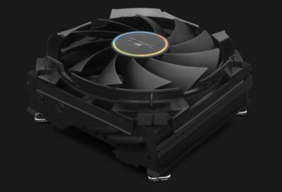Graphene-based cooler fr CPUs available by Cryorig image