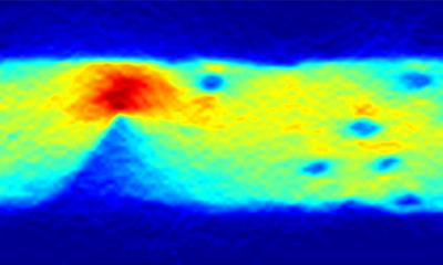 Mapping electrons in graphene using diamonds image