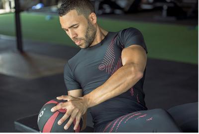Directa Plus and Deewear's graphene sportswear line image