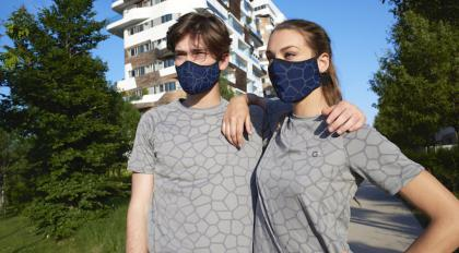 Directa Plus' new graphene masks image