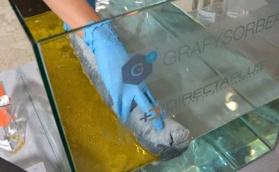Directa Plus completes successful Grafysorber field test with OMV Petrom image