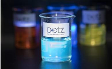 Dotz Nano secures a 10 Kg order for its graphene-based quantum dots image