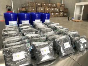 FGR starts production at new graphene facility image