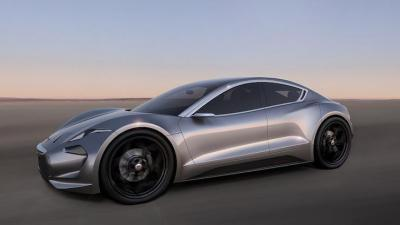 Fisker's new EV with graphene-enhanced battery image