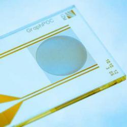 The Graph-POC graphene oxide-based biosensor image