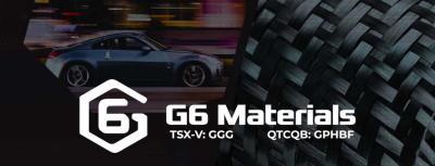 G6 Materials banner