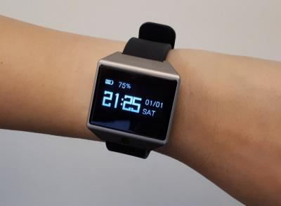 GF1 graphene watch photo