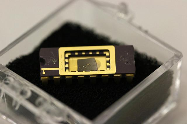 GFETs show promise for optical technologies image
