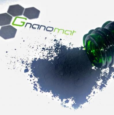 A new Graphene-Silver nanocomposite commercially available by Gnanomat image
