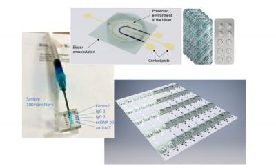 Graphene-based biosensors (Grolltex)