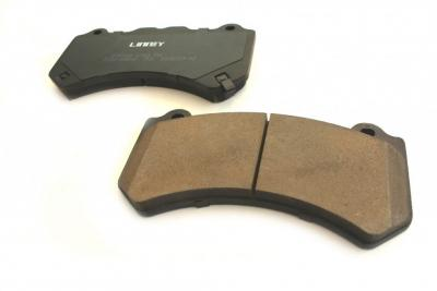 Graphene brake pads by linney image