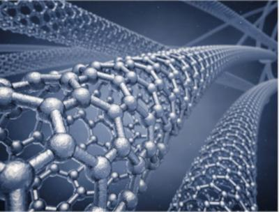 Carbon Nanotubes render