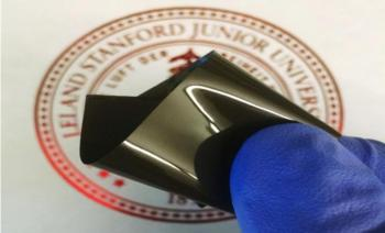 Graphene film prevents batteries from overheating image