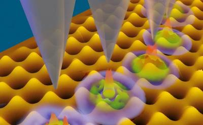 Graphene and hBN 2D quantum bits image