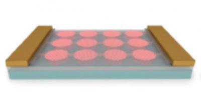 Graphene mid-infrared detector image
