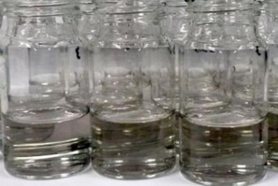 Graphene production method uses degassed water image