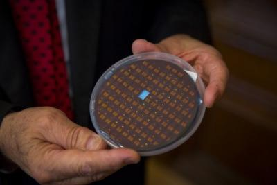 Inkjet-printed graphene-based water quality sensors image