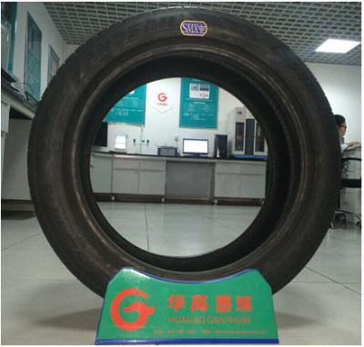 Graphene-enhanced tire image