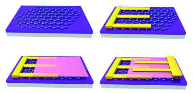 Grapene-based IOT device EPFL image