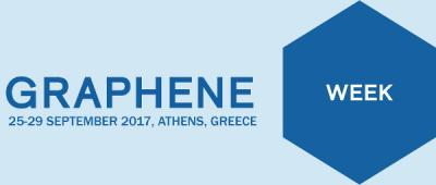 Graphene Week 2017 logo