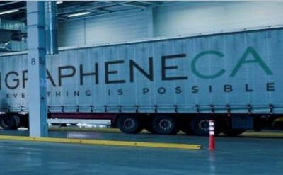 GrapheneCA creates mobile graphene container system for in-house graphene manufacturing image
