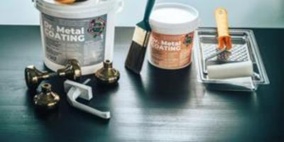 GrapheneCA's Dr. Nano Flooring and Dr. Metal product lines image
