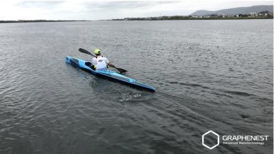 Graphenest's graphene-enhanced Kayak image