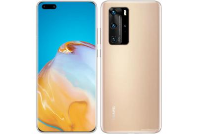 Huawei launches P40 image