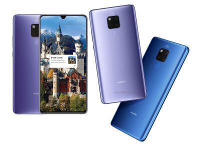 Huawei Mate 20 X image
