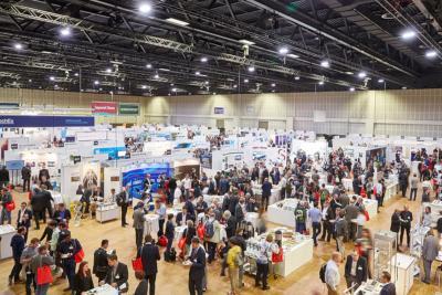 IDTechEx event photo Europe 2018