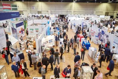 IDTechEx graphene event photo 2018