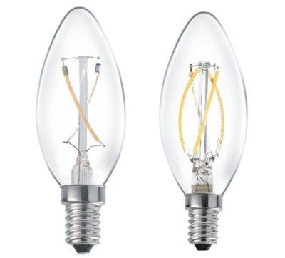 JTX C35 graphene curved filament bulb photo