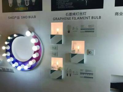 JTX graphene bulbs, Hongkong lighting fair 2017 photo