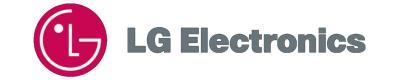 Large LG Electronics logo