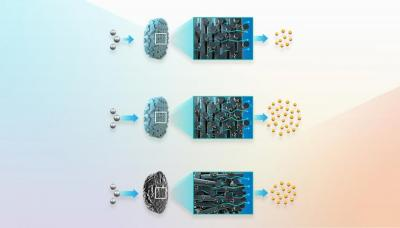 LLNL optimizes flow-through electrodes for electrochemical reactors with 3D printing image