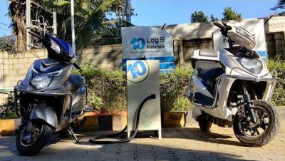 Log 9 unveils ultra-fast charging battery technology for intra-city EVs image