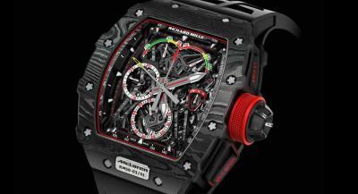 Mclaren's graphene-enhanced watch image