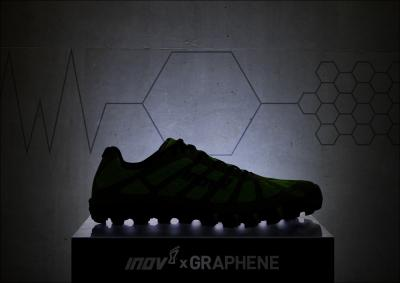 NGI and Inov8 develop graphene-enhance shoes image