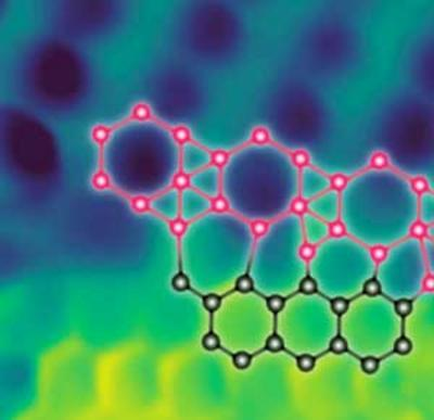 Graphene and borophene successfully ''stitched'' together image