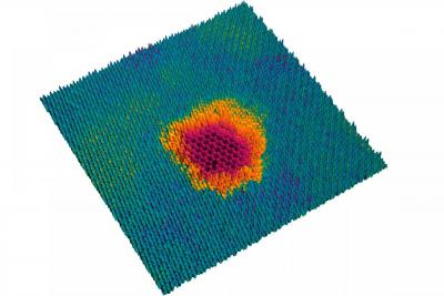 Atomic-Scale Carving of Nanopores into 2D materials image