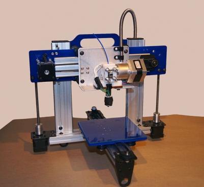 ORDbot Quantum 3D printer photo