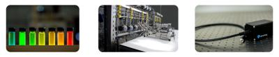 Quantag - graphene quantum dots, production and sensing system