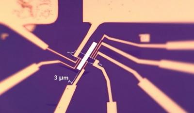 Induced magnetism in graphene could also promote spintronics image